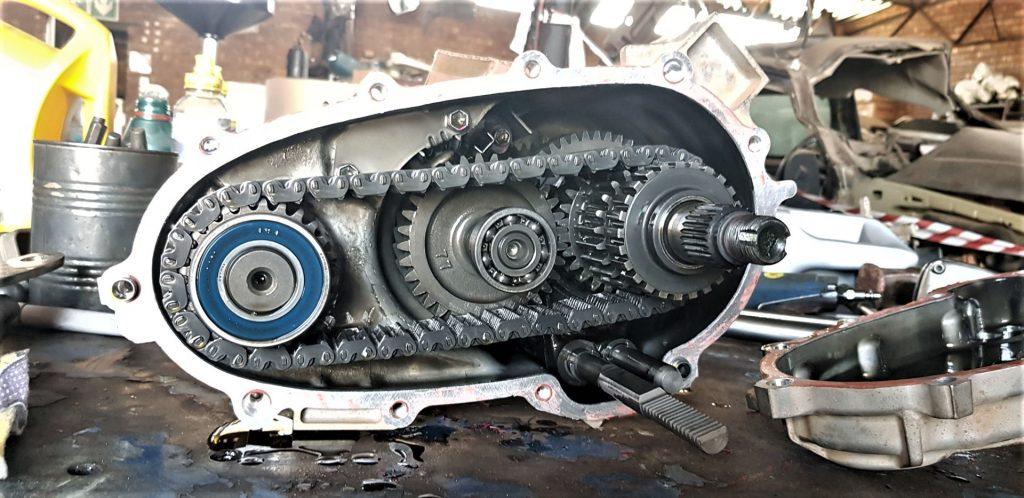 Jimny Crawler Gears